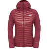 The North Face W's Verto Prima Hoodie Deep Garnet Red